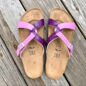Birkenstock BIRKI'S Sandals Size 8 EUC